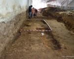 Начаты археологические раскопки в Музейном квартале.